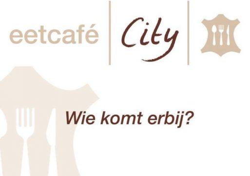 Vacature bij Eetcafé City in Waalwijk