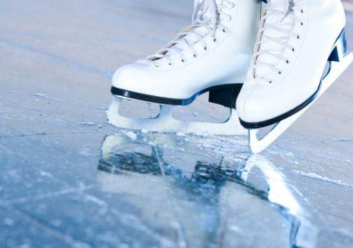 Vrouw gewond door val op gesloten ijsbaan