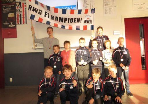 RWB JO9-1 wint met 2-0 van Tilburgse ZIGO