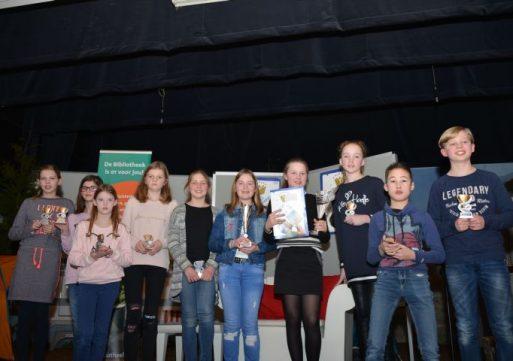 Voorleeskampioen gemeente Waalwijk bekend