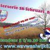 Wandelen tijdens Carnaval met WSV Waalwijk'82
