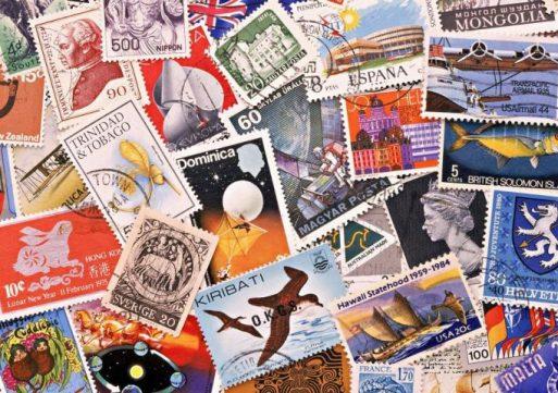 Postzegelruilbeurs in Kaatsheuvel