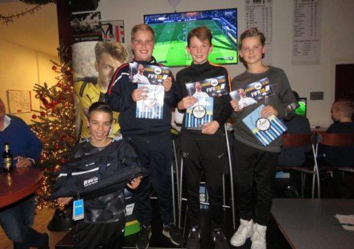 PSN Project Support FIFA 18 Toernooi bij RWB
