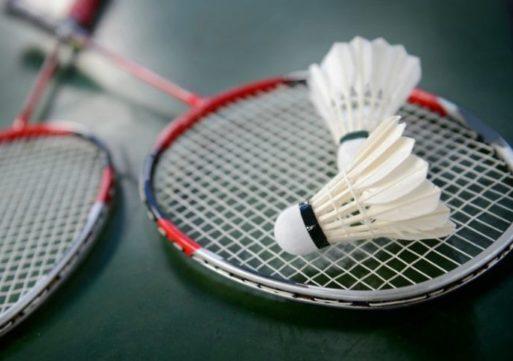 'Badminton doe je zo toernooi' in Waalwijk
