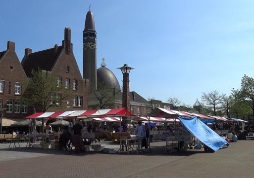 Eerste Platenbeurs in Waalwijk was een succes